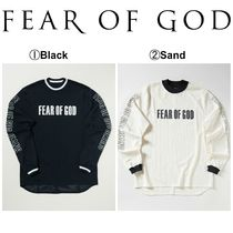 FEAR OF GOD Silk Long Sleeves Tops