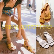 Urban Outfitters Open Toe Casual Style Sandals Sandal