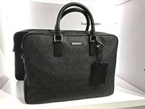 Michael Kors Monoglam A4 2WAY PVC Clothing Business & Briefcases