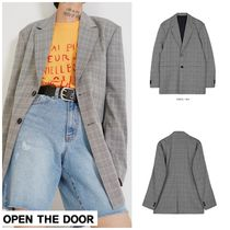 OPEN THE DOOR Blazers Jackets