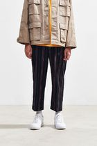 Urban Outfitters Stripes Street Style Cropped Pants