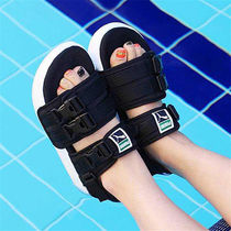 PUMA Casual Style Street Style Sport Sandals Flat Sandals