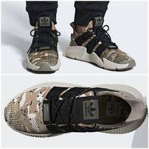 adidas Camouflage Street Style Sneakers