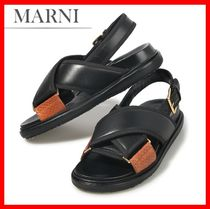 MARNI Casual Style Street Style Sandals