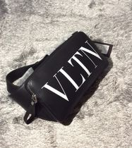 VALENTINO Calfskin Street Style Bags