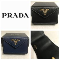 PRADA Folding Wallets