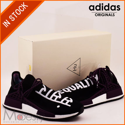 58a8b31ac adidas NMD 2018 SS Street Style Collaboration Plain Sneakers (AC7033 ...