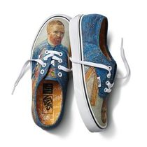 VANS AUTHENTIC Unisex Street Style Collaboration Deck Shoes