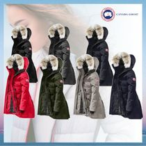 CANADA GOOSE ROSSCLAIR Medium Down Jackets