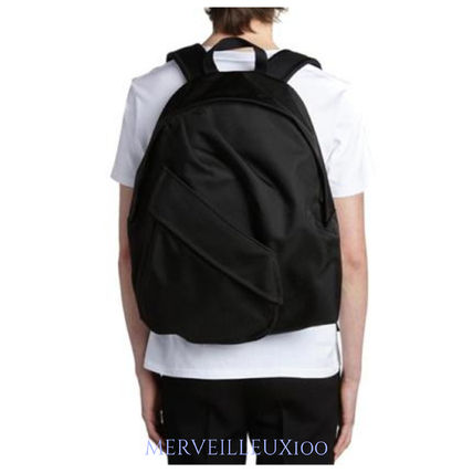 Street Style Collaboration A4 Backpacks