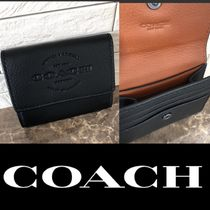 Coach Leather Coin Cases