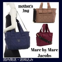 Marc by Marc Jacobs Street Style Mothers Bags