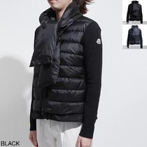 MONCLER Medium Elegant Style Down Jackets