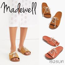 Madewell Open Toe Casual Style Sandals Sandal
