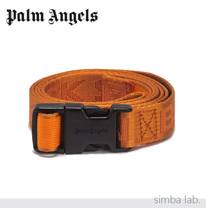 Nylon Street Style Collaboration Belts