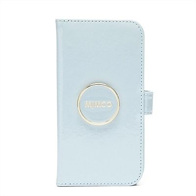 promo code 197b4 b6e82 MIMCO 2018-19AW Plain Leather Smart Phone Cases