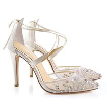 Bella Belle Pin Heels Party Style Shoes
