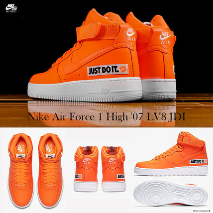 Nike AIR FORCE 1 2018 19AW AIR FORCE 1 '07 LV8 JDI
