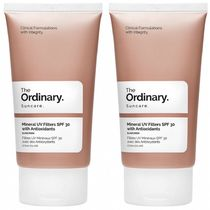 The Ordinary Sun Care