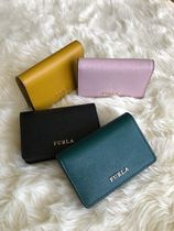 FURLA Street Style Card Holders