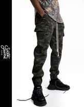 Sixth June Camouflage Street Style Skinny Fit Pants