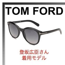 TOM FORD Street Style Sunglasses