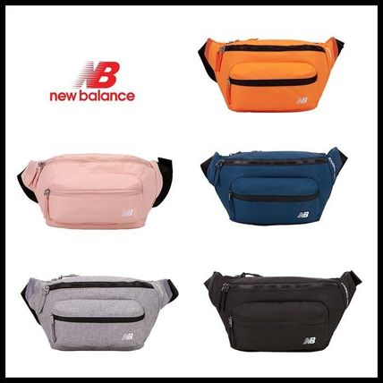 Unisex Plain Hip Packs