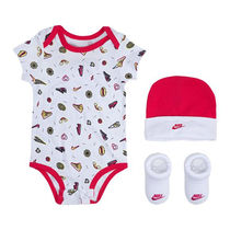 Nike Unisex Street Style Baby Girl Dresses & Rompers