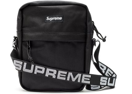 Supreme Messenger & Shoulder Bags Nylon Street Style Plain Messenger & Shoulder Bags 2