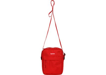 Supreme Messenger & Shoulder Bags Nylon Street Style Plain Messenger & Shoulder Bags 5