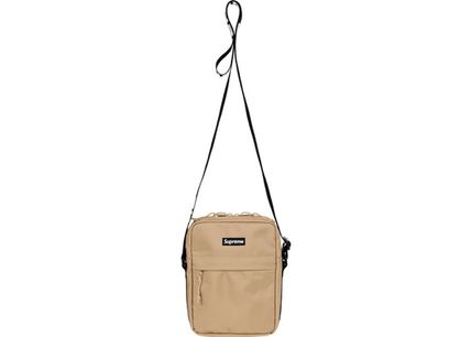 Supreme Messenger & Shoulder Bags Nylon Street Style Plain Messenger & Shoulder Bags 7