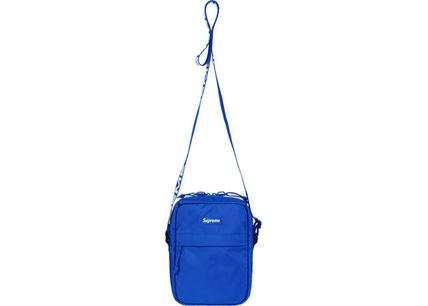 Supreme Messenger & Shoulder Bags Nylon Street Style Plain Messenger & Shoulder Bags 9