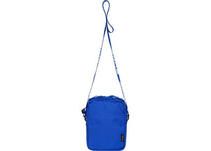Supreme Messenger & Shoulder Bags Nylon Street Style Plain Messenger & Shoulder Bags 10