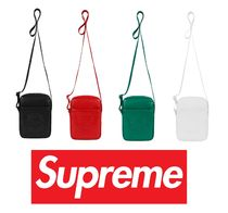 Supreme Faux Fur Collaboration Plain Messenger & Shoulder Bags