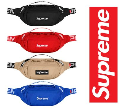 Supreme More Bags Nylon Plain Bags