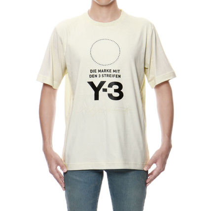 Y-3 More T-Shirts Cotton Short Sleeves T-Shirts 2