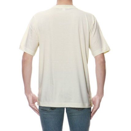 Y-3 More T-Shirts Cotton Short Sleeves T-Shirts 4