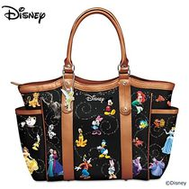 Disney Casual Style Faux Fur Totes