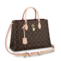 Louis Vuitton MONOGRAM Flower Tote