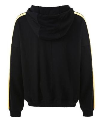 dsrcv Hoodies Street Style Long Sleeves Plain Cotton Hoodies 3
