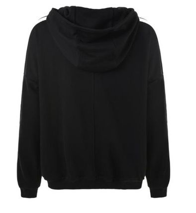 dsrcv Hoodies Street Style Long Sleeves Plain Cotton Hoodies 6