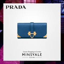 PRADA PRADA Leather Mini Bag [London department store new item]
