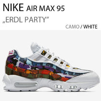 Nike AIR MAX 95 Camouflage Street Style Sneakers