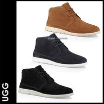 UGG Australia Plain Toe Suede Street Style Plain Shoes