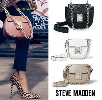 Steve Madden Casual Style Street Style Plain Crossbody Shoulder Bags