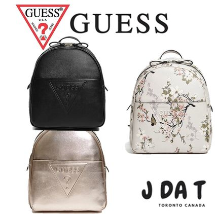 Guess Plain Backpacks (VG706130 VY706130