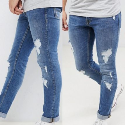 Cotton Jeans & Denim