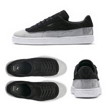 PUMA SUEDE Unisex Suede Collaboration Sneakers
