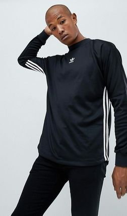 adidas Long Sleeve Street Style Long Sleeves Long Sleeve T-Shirts 2