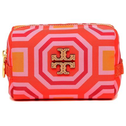 Tory Burch Pouches Cosmetic Bags Nylon